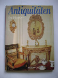 Antichitati.  Album format  mare, full color
