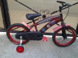 "Bakugan Battle Brawers / bicicleta copii 16"" (6-8 ani)"