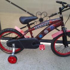 Bakugan Battle Brawers, bicicleta copii 16