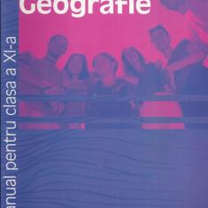 Geografie, manual clasa a XI-a 2002 ed. Humanitas - Manual scolar humanitas, Clasa 11