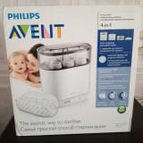 Vand Sterilizator Sterilizator electric Philips-AVENT 4 in 1