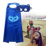 Pelerina eroi in pijamale pelerina pisoi pj masks eroi in pijama costum carnaval