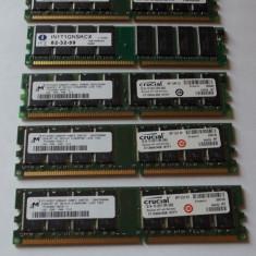 Ram 1 GB DDR1 / 400 Mhz / PC-3200U / Testate - Memorie RAM