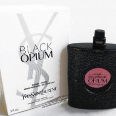 Black OPIUM Tester parfum YVES SAINT LAURENT edp, 90ml - Parfum femeie Yves Saint Laurent, Apa de parfum