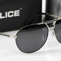Ochelari De Soare - POLICE - Polarizati, Protectie UV 100% - Model 2, Barbati