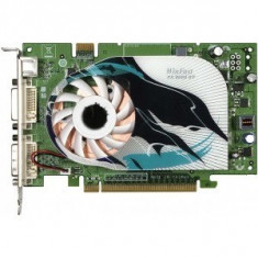 Placa video Leadtek WinFast PX8600 GT TDH 256MB DDR3 128-bit - Placa video PC