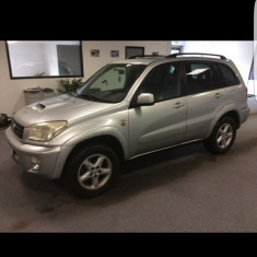 Toyota rav 4, An Fabricatie: 2003, Motorina/Diesel, 210000 km, 1990 cmc