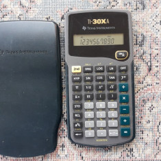 Calculator Stintific Texas Instruments Ti- 30XA , FUNCTIONEAZA .