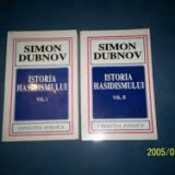 Simon dubnov istoria hasidismului - Filosofie