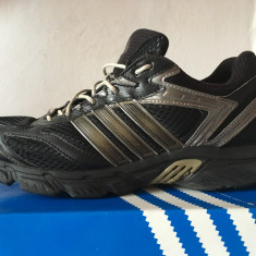 Adidasi Adidas negrii barbatesti - Adidasi barbati, Marime: 42, Culoare: Negru