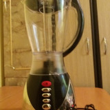 Vand Blender Hausberg 2 in 1,( blender si rasnita )NOU ,IN GARANTIE,PUTERE 400 W