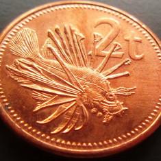 Moneda 2 Toea - Papua Noua Guinee (OCEANIA), anul 2001 *cod 4207 UNC