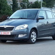 SKODA FABIA 1.6 TDI 90 CP 2012, Motorina/Diesel, 137500 km, 1600 cmc
