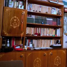 Biblioteca 4 corpuri mobila sufragerie - Biblioteca living