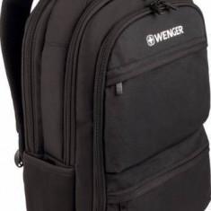 Rucsac laptop Wenger FUSE 15.6 inch Negru - Geanta laptop