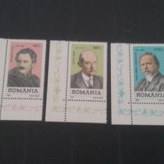 Romania 1998-LP 1463-Personalitati germane din Banat MNH, nestampilat - Timbre Romania
