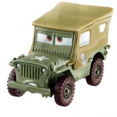 Masinuta Cars 3 Die Cast Sarge Disney