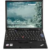 "Lenovo ThinkPad X61 12"" LCD Intel C2D T7300 2.00 GHz 4 GB DDR 2 SODIMM 500 GB HDD Fara unitate optica Windows 10 Home - Laptop Lenovo"