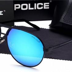 Ochelari De Soare - POLICE - Polarizati , Protectie UV 100% - Model 3, Barbati, Protectie UV 100%