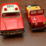 2 masinute chinezesti din tabla - Colectii