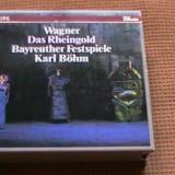 Wagner - Das Rheingold (Karl Bohm) (CD-uri originale cu libret in 3 limbi)