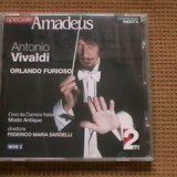 Vivaldi - Orlando furioso (Modo Antiquo, Sardelli) (CD-uri originale cu libret)
