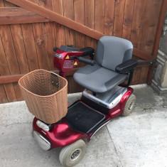Scutere carucioare electrice pentru persoane cu handicap dizabilitati GARANTIE - Scaun cu rotile