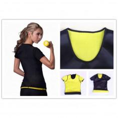 Tricou de Slabit Hot Shapers cu Efect de Sauna - Echipament Fitness