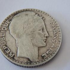 Moneda din argint 10 francs 1931(5119), Europa
