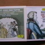 Mozart - Cosi fan tutte (Karl Bohm) (CD-uri originale cu libret in 4 limbi)
