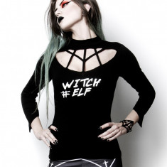 Bluza WitchElf (Mărime: S)