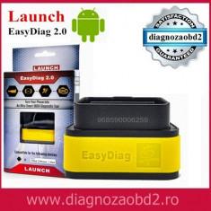 Tester diagnoza auto Launch X431 EasyDiag 2.0 original, pt. Android si IOS
