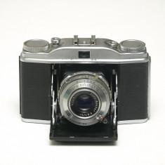 Agfa Solinette - aparat cu burduf - 35mm - Aparate Foto cu Film