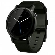 Smartwatch Motorola Moto 360 2nd generation 42 mm Men's Leather Black