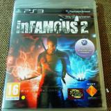 Joc Infamous 2, PS3, original, alte sute de jocuri!