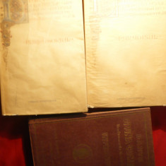 Dante- Divina Comedie-3 volume: Infernul, Purgatoriul si Paradisul -Ed. 1924-32