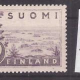 Finlanda 1930 - Mi156I neuzata MNH