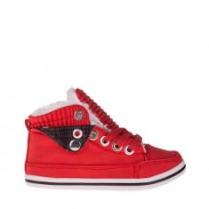 Pantofi sport copii Perseus rosii