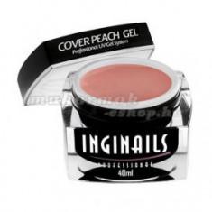 Gel de construcţie - Cover Peach Gel 40ml - Gel unghii