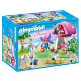 Zane si casuta ciupercuta Playmobil