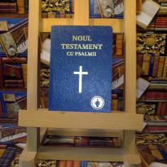 """Noul Testament cu Psalmii """"A4314"""""""