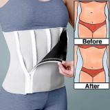 Centura de Slabit Slimm Ng Belt Ajustabila cu Efect de Sauna Slimming Belt - Centura masaj
