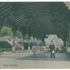 2141 - Valcea, CACIULATA - old postcard - used - Carte Postala Bucovina pana la 1904, Circulata, Printata