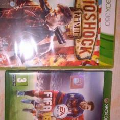 Fifa 16 si Bioshock Infinite xbox one - Jocuri Xbox One