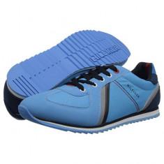 Adidas TOMMY HILFIGER Fairfield - Adidasi Barbati - 100% AUTENTIC, Marime: 43, Culoare: Albastru, Textil