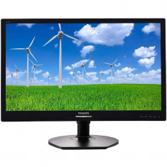 Monitor LED Philips 221S6QYMB 21.5 inch 5ms Black