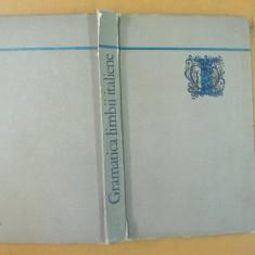 Gramatica limbii italiene M. Carstea Bucuresti 1971 - Curs Limba Italiana