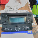 Radio CD MP3 2 Din Renault Dacia Sandero...