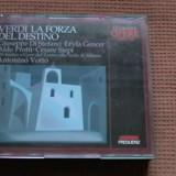Verdi - La forza del destino (Forta destinului) (di Stefano, Gencer, Votto), CD