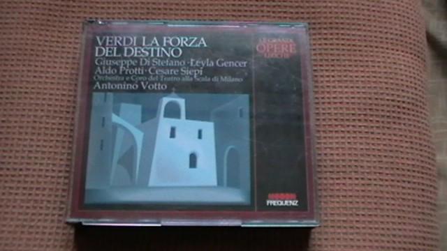 Verdi - La forza del destino (Forta destinului) (di Stefano, Gencer, Votto) foto mare